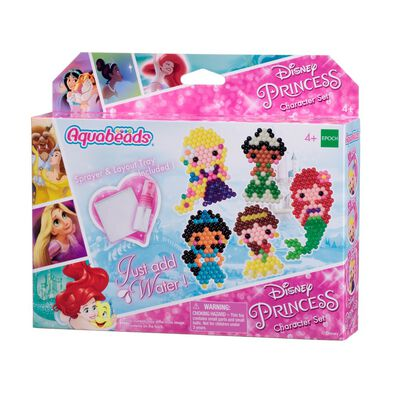 Aqua Beads Disney Princess Character Set