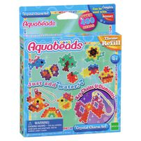 Aqua Beads Crystal Charm Set