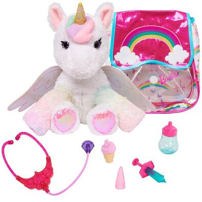 Barbie Dreamtopia Kiss And Care Unicorn Doctor Set