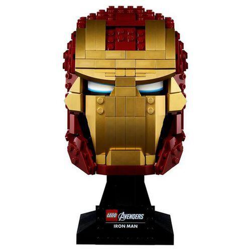 LEGO Marvel Super Heroes Iron Man Helmet 76165
