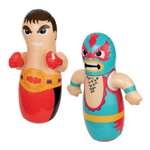 Intex 3D Wrestler Bop Bag - Assorted
