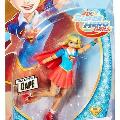 Marvel Dc Superherogirls Feat Action Figure - Assorted