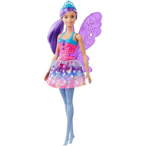 Barbie Dreamtopia Fairy Doll - Assorted