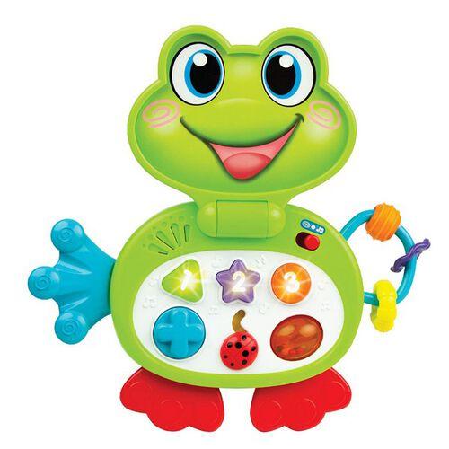 Winfun Busy Froggy Laptop