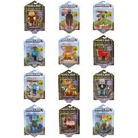 """Minecraft 3.25"""" Core Figures - Assorted"""