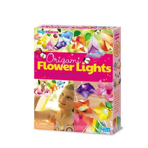 4M Origami Flower Lights