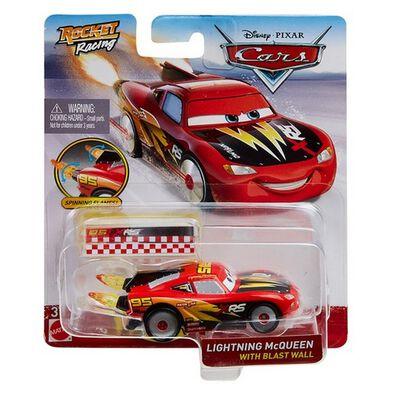 Cars Xrs Rocket Racing Single Diecast - Assorted