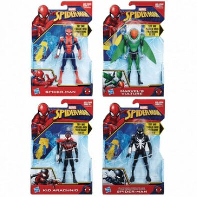 Spider-Man 6In Quick Shot Figures - Assorted