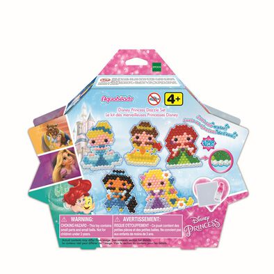 Aqua Beads Disney Princess Dazzle Set