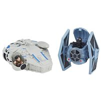 Star Wars E8 Micro Force Dlx Vehicle Packs - Assorted
