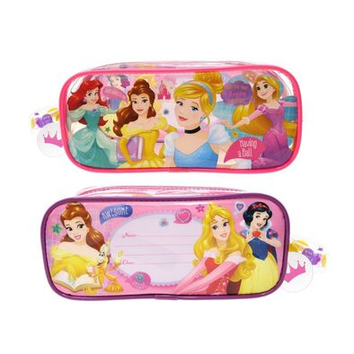 Disney Princess Pencil Bag Set - Assorted