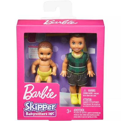 Barbie Babysitter Siblings Pack - Assorted