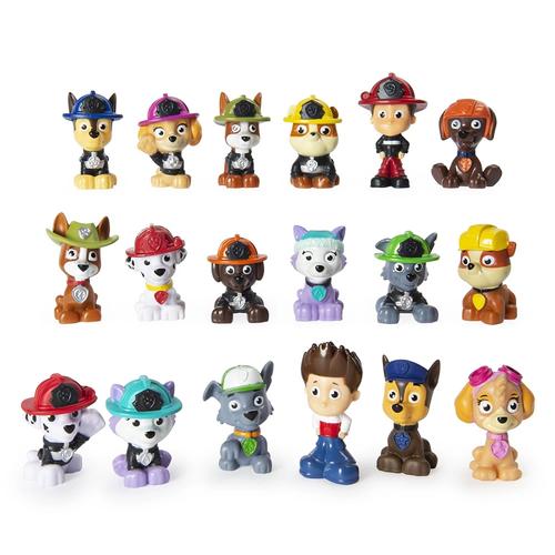 Paw Patrol Mini Figures Series 2 - Assorted