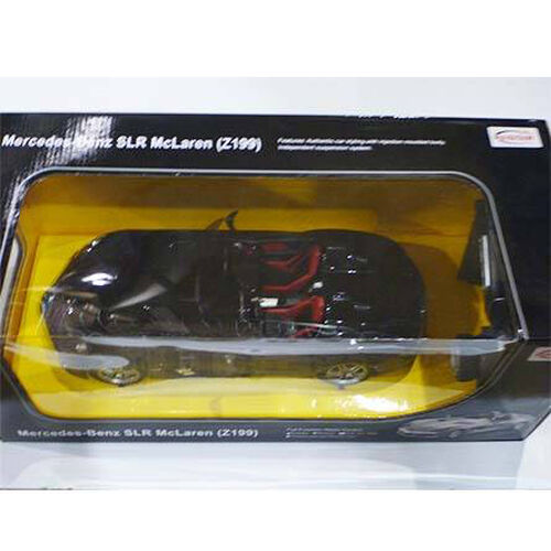 Rastar -1:12 Radio Control Licensed (Gti/Z4/New Slr, - Assorted)