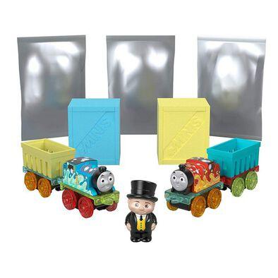 Thomas & Friends Thomas & Friends Minis Fizz N Go Mega Pack