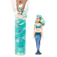 Barbie Fab Paint Reveal Doll