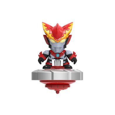 Ultraman Ultra Spinner Q-Ultraman Rosso