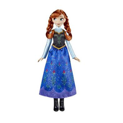 Disney Frozen Classic Fashion Doll Anna