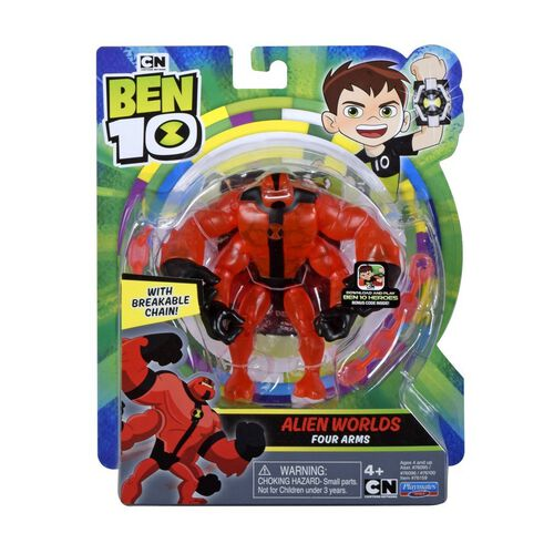 Ben 10 Home Planet Four Arms