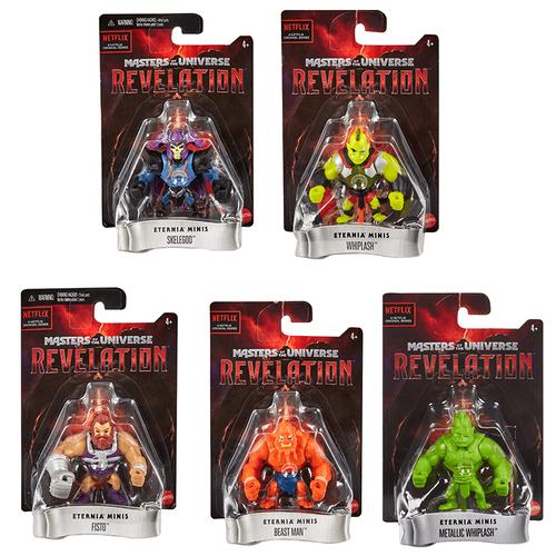 Masters of the Universe Eternia Minis Mini Figures - Assorted