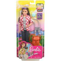 Barbie Travel Skipper Doll
