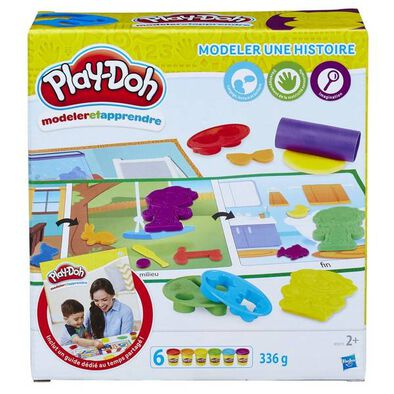 Play-Doh Shape-A-Story