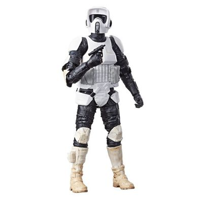 Star Wars E6 Bl Gr Scout Trooper
