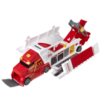 Speed City Fire Command Transporter