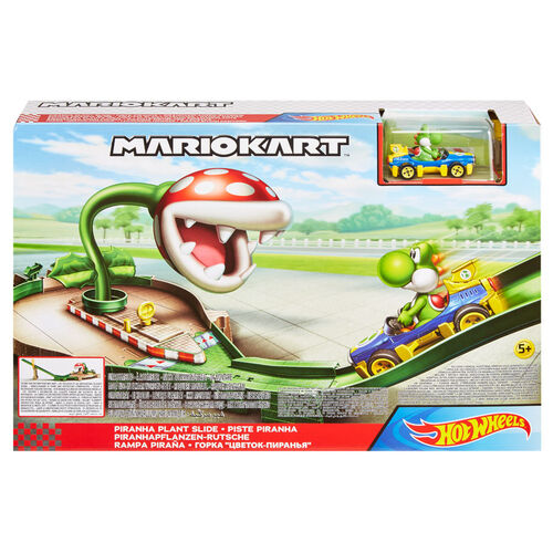 Hot Wheels Mario Kart Nemesis Ast Track Sets