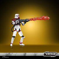 Star Wars The Vintage Action Figure Incinerator Trooper