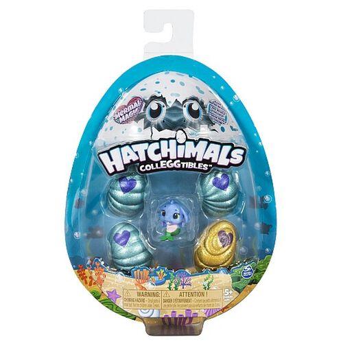 Hatchimals Colleggtibles S5 4 Pack + Bonus - Assorted