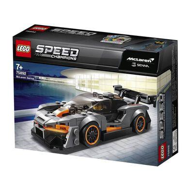 LEGO Speed Champions 2019 McLaren Senna 75892