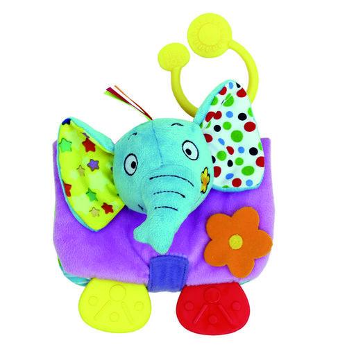 Biba Toys My Jungle Friends Soft Book