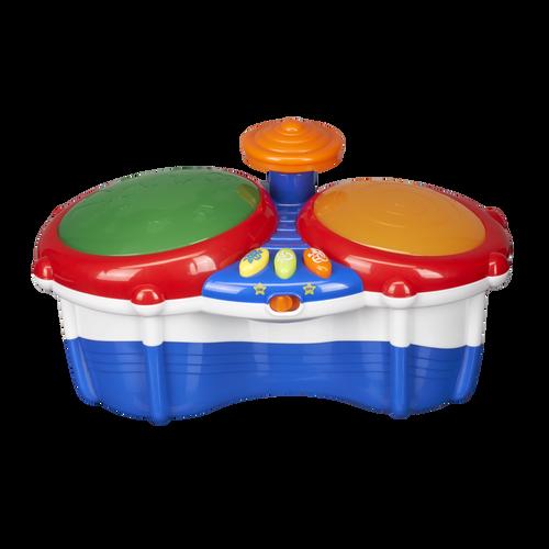 Top Tots Light-Up Bongo Drums