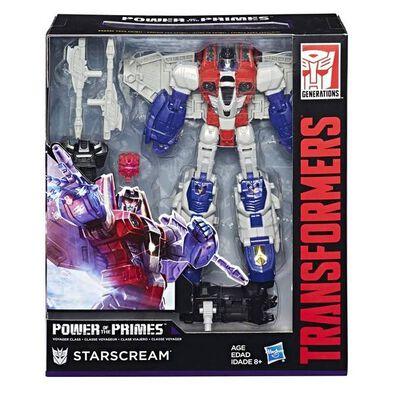 Transformers Gen Prime Voyager - Assorted