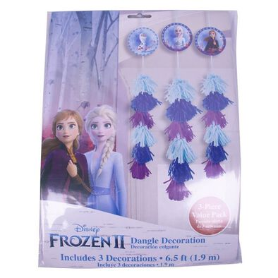 Disney Frozen 2 Dangle Decoration