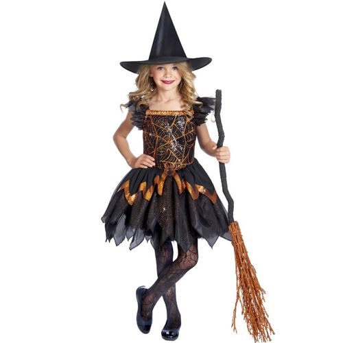 Amscan Spooky Spider Witch