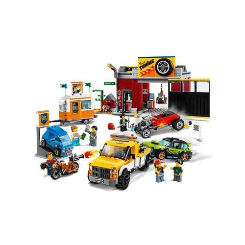 LEGO City Tuning Workshop 60258