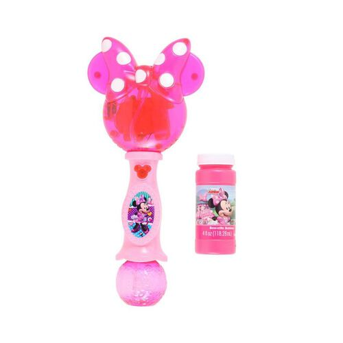 Disney Bubble Wand - Minnie