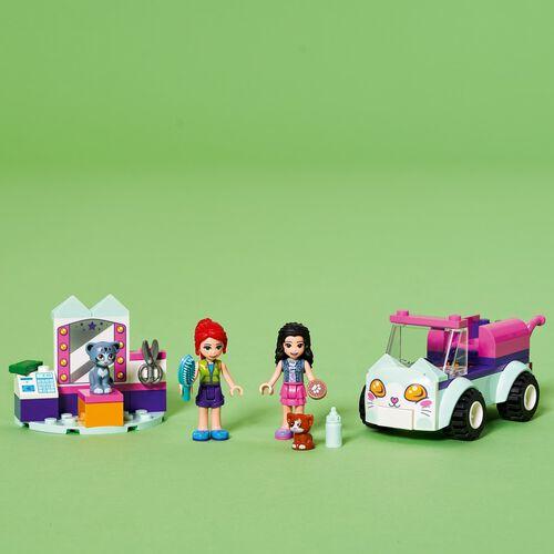 LEGO Friends Cat Grooming Car 41439