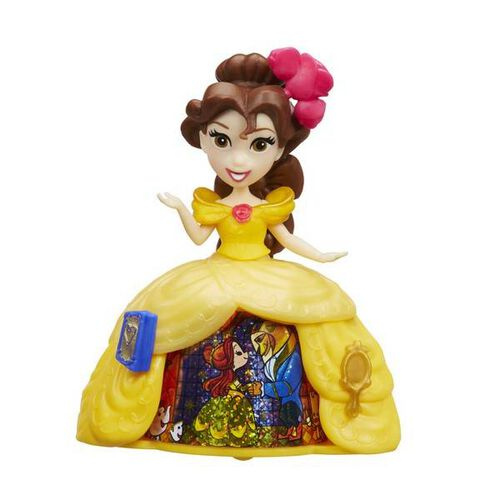 Disney Princess Small Doll Transformation - Assorted