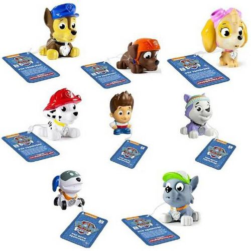 Paw Patrol Bath Squirters - Assorted Series 2