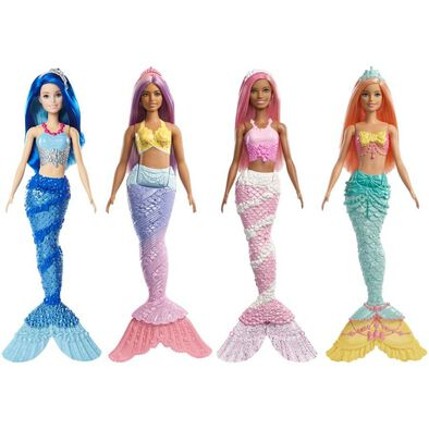 Barbie Dreamtopia Mermaid Doll - Assorted
