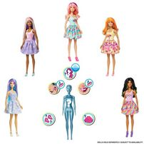 Barbie Fab Paint Reveal Doll #3 - Assorted