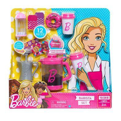 Barbie Barista Set