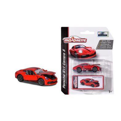 Majorette Porsche 911 Carrera Toy Fair E