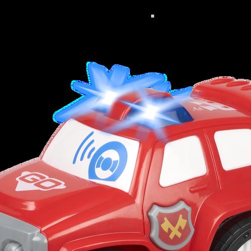 Speed City Junior TAP 'N GO CITY RACER - RED
