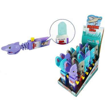 Kidsmania Shark Bite With Lollipop - Assorted