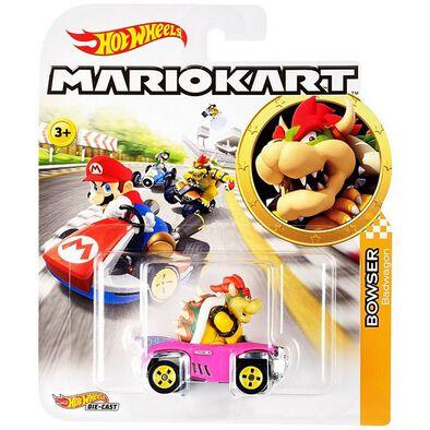 Hot Wheels Mario Kart Replica Die-Cast - Assorted