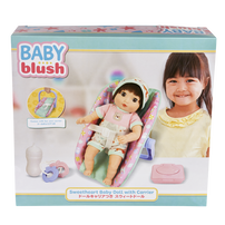 Baby Blush Sweetheart Baby Doll With Carrier